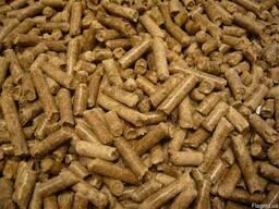 Продаем топливые гранулы (пеллеты)