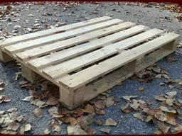 Продаём деревянные поддоны 1200*800, 1200*1000 (б/у)