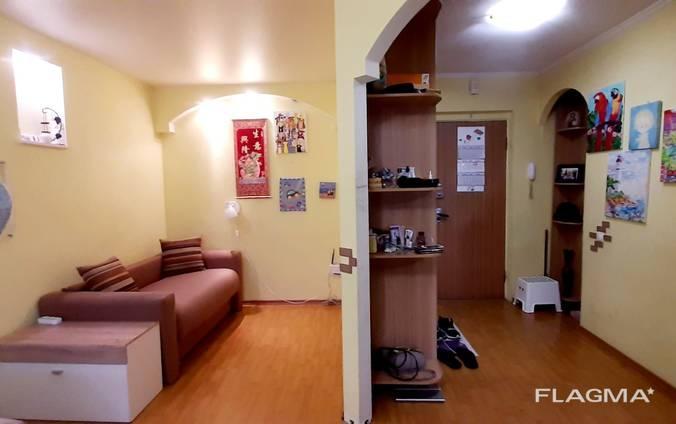 Продается 1к квартира на Левобережном 3!