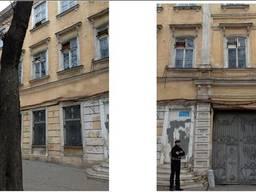 Продается 3х этаж здание 3500 кв. м. в центре Одессы