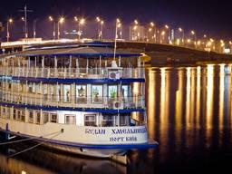 Продается действующий бизнес теплоход – отель «Богдан – Хмельницкий»