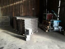 Продається діюче виробництво брикетів PinyKey та дер.вугілля