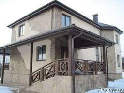 Продается дом в с.Красная Слобода 270 м.кв с гаражом и баней