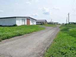 Продается ферма 25 км. От Полтавы.