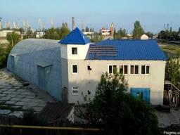 Продается или сдается в аренду складской комплекс в Керчи