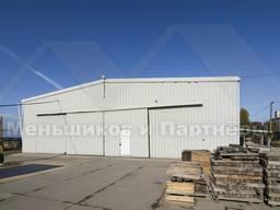 Продается комплекс зданий лесопильного завода и территория