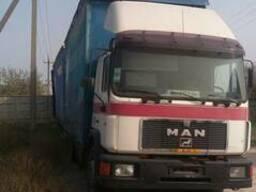 Продается MAN тентованый грузовик 1996