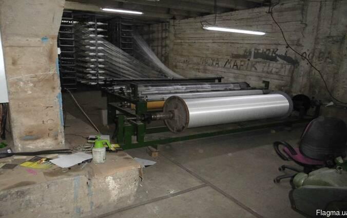 Продаётся линия по производству стекловолоконной сетки