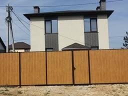 Продается новый жилой дом под ключ 150кв. м. ИЖС