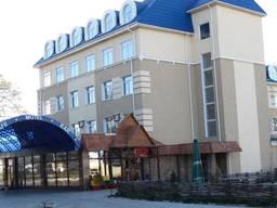 Продается отель Централь 2863 м. кв, Макеевка