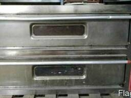 Продается печь для пиццы двойная Pizza Group Entry Max 18!