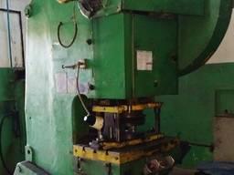Продается пресс кривошипный КД2330 и другое оборудование