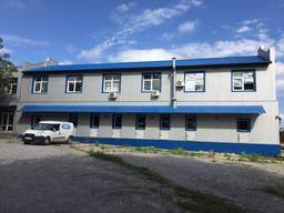 Продается производственная база 1000 м. кв Донецк