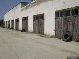 Продается производственная база в г. Саки