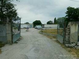 Продается производственная база в Феодосии