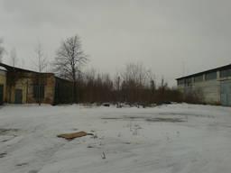 Продается производственная площадка, Киевская обл.