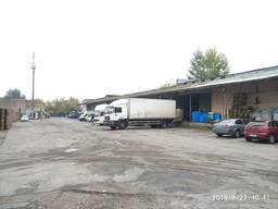 Продается складской комплекс 6500 кв. м. с участком 2, 4 Га