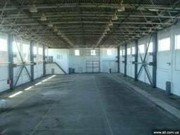 Аренда помещения и склады от 25 до 1800 м. кв.