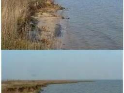 Продается шикарный участок земли на берегу Киевского моря.