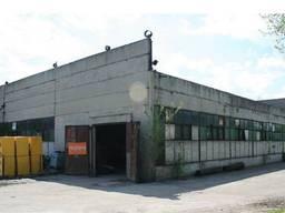 Продается склад-цех 2812 м. кв, Куйбышевский район, Донецк
