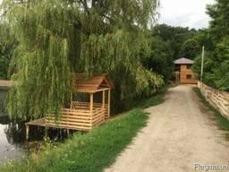 Продается ставок в живописном месте Черкасской области.