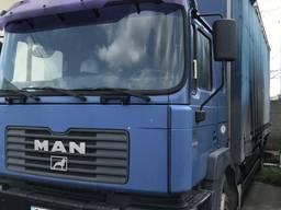 Продается тентованный грузовик МАН 1999 г