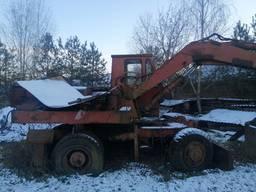 Продається трактор з документами на металолом