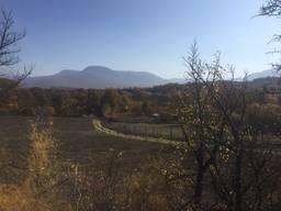 Продается участок с прудом 48кв. м. Горный Крым п. Новополье
