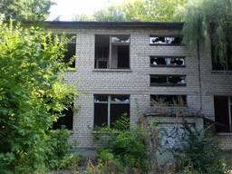 Продается здание 1000 м. кв Университетская. Донецк