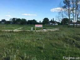Продається земельна ділянка під будівництво