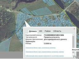 Продається земельна ділянка в екологічно-чистому місці