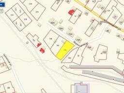 Продается земельный участок, ул. Мореходная 135д.