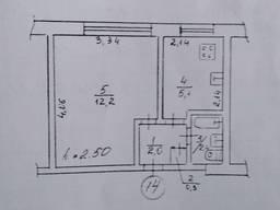 Продам 1к квартиру в районе Образцового рынка