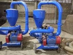 Продам 2 Пневматических транспортер зерновых ПТЗ-25 (зерново