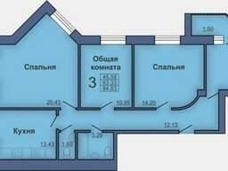 Продам 3-комнатную на Леваде. Обєкт № 211957404