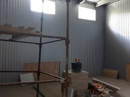 Продам 400м помещений под Цех, склад с ремонтом