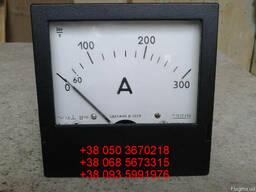 Продам амперметры Э365-1 (Э-365, Э365) на 300А, 300/5
