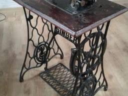 Продам антикварную коллекционную швейную машину Зингер 1906