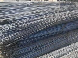 Арматура стальная 8 (А400С/А500С) L=12 м ДСТУ 3760-2006