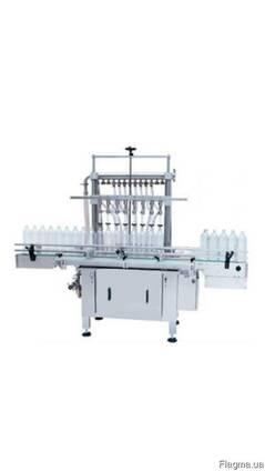 Продам автоматическую линию розлива воды, растительного масл