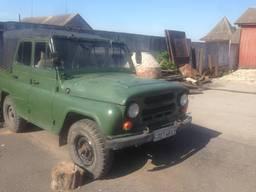 Продам автомобіль УАЗ 31512 1998 р. в.