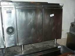 Продам холодильный 2-х дверный стол MBM бу