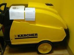 Продам Б/У мойку высокого давления с подогревом Karcher HDS