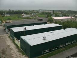 Продам базу для производства или склада