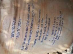 Продам бентонитовую глину ТМ Бентогран