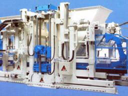 Продам бетоноформовочную машину HESS 600 Multimat-600