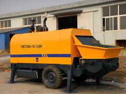 Продам Бетононасос стационарный ABT40- 40 м3/час подача до 500 метров.