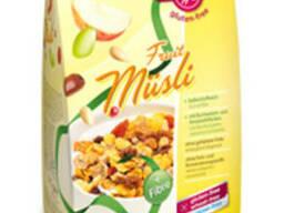 """Продам Безглютенові Мюслі фруктові """"Fruit Musli """"375 гр"""