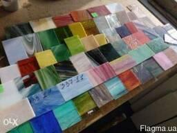 Продам бой, художественного , витражного стекла пр-ства США.