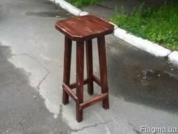 Продам бу барные стулья из ясена